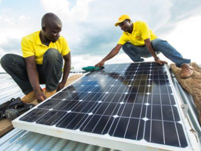 Solora steunt Solar zonder Grenzen